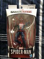Marvel Legends Gamerverse Spider-Man GameStop MIB