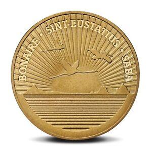 ILES BES 1 Dollar 2011 Bonaire, Sint-Eustatius & Saba