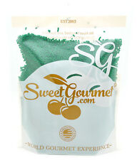 SweetGourmet Kerry Sprinkles - Dark Green Decorettes, 1Lb FREE SHIPPING!