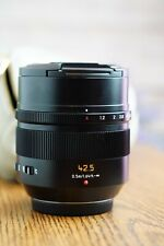 Panasonic HNS043 Lumix G 42.5mm f/1.2 Micro Four Thirds Lens w/Caps