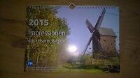 Für Sammler - Kalender 2015 - Impressionen aus unserer Region - Landkreis PM