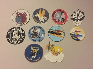USA U.S. army ww2 insignia military patch  LOT fabric canvas nice rare uniform