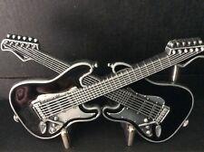 New Guitar Music Belt Buckle