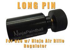 Ninja Paintball Universal Fill Adapter w/ Long Pin (Use w/ Pcp Air Rifle Reg)