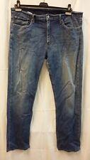jeans uomo Levi's 511 taglia W 38 L 34