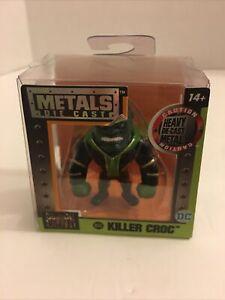 DC Comics Suicide Squad Metals Die Cast by Jada Toys   KILLER CROC   M431  84853