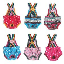 Pet Dog Panties Strap Sanitary Underwear Diapers Puppy Short Physiological Pants