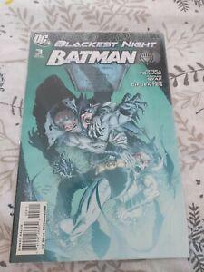 Blackest Night: Batman issue #3 (of 3) (DC Comics)
