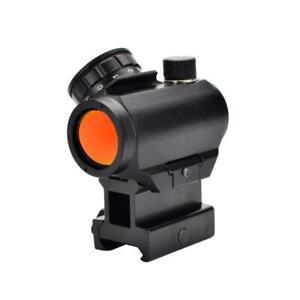 Airsoft Holographic Micro Red Dot Optics Reflex Rifle Scope Sight Hunting Mini