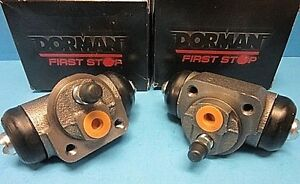 2 Rear Drum Brake Wheel Cylinder Replaces Ford OEM #BRWC30 Taurus Sable Windstar