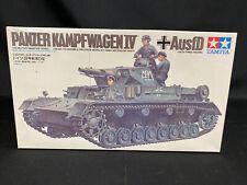 1/35 Tamiya Panzer Kampfwagen IV Ausf.D #35096