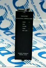 TRICONEX 8310 POWER MODULE 120V Used, Tests Functional