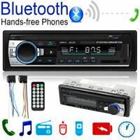 Unique 1DIN Car Radio de Voiture Autoradio Bluetooth MP3 FM/USB/AUX Head Unit
