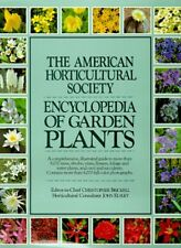 American Horticultural Society Encyclopedia of Garden Plants by Brickell, Christ