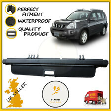 NISSAN X-TRAIL T31 2007-13 Rear Parcel Shelf Tray load Cover Panel Luggage Blind