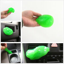Environmental Green Car Inner Cleaning Dust Dirt Gum Sticky Glue Cleaner Tool