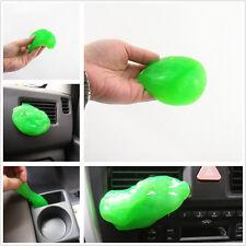 Environmental Green Car Inner Cleaning Dust Dirt Gum Sticky Glue Cleaner Tool