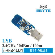 2.4G SOC E11-MLU1 100m transmitter and receiver nRF24LU1 USB Wireless RF Module