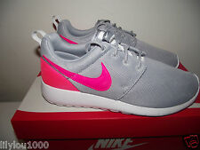 a6e53bd8f09bf Nike Roshe One GS Shoes Children Trainers Grey 599729 012 Sports 4