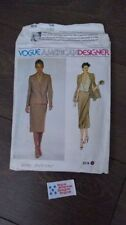 Vogue Outfits 1980s Collectable Sewing Patterns