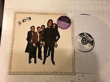 STIFFS LIVE Elvis Costello Ian Dury Nick Lowe '78 LP Comp stiff stiffslive promo