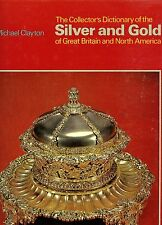 American British Antique Gold Silver - History Development / Scarce Book