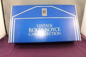Lledo Models of Days Gone Vintage Rolls-Royce Car Collection Gift Set RR1003