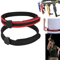 Outdoor IPSC Tactics Competition High Speed Special Shooting Waist Belt Gear GL