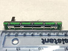 Replacement STEREO fader/slider B10k B103 10K Linear Potentiometer 75mm Long