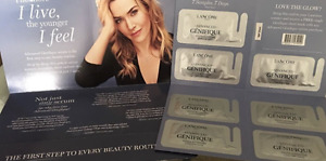 NIP Lancome Advanced Genifique Youth Concentrate 7 Days & FREE SHEET Mask Card!