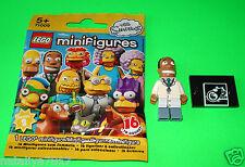 LEGO FIGUREN SIMPSONS 2 ### DR. HIBBERT MIT BPZ - NEU - NEW ### =TOP!!!