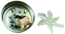 Rangemaster Fan Oven Motor & Mounting Plate 5576, 5577, 5578, 5579, 5609, 5611