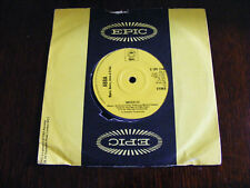 "Abba  Waterloo /  Watch  Out  Original 1974 Yellow Label 7"" Vinyl  Single Record"
