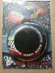 1996 Press Pass Burning Rubber Jeff Gordon 166/500