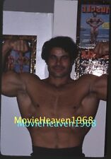 Franco Columbu BODYBUILDER 35MM SLIDE TRANSPARENCY 4018 PHOTO NEGATIVE
