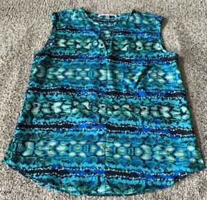 Women's Collective Concepts Tank Size Small