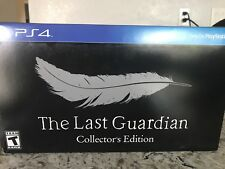 The Last Guardian Collector's Edition - PlayStation 4 PS4