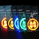11 Color LED Light Up Shoes Shoelaces Flash Glow in Dark Stick Disco Shoestrings