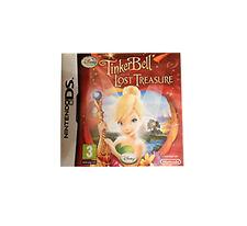 Tinkerbell et le trésor perdu Nintendo DS Game