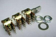 Panel PCB Mini Triple-Deck B-50k Potentiometer,P004