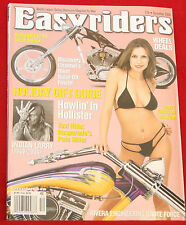 EasyRiders Magazine #378 December 2004 Near Mint Condition