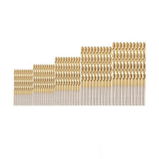 50pcs Professional Drill Bits Set High Speed Steel Mini Drill Bits 1.0-3.0mm kit
