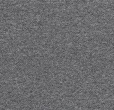 More details for 20 x carpet tiles 5m2 heavy duty commercial retail office flooring light grey