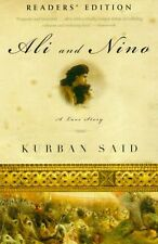 Ali and Nino: A Love Story by Kurban Said