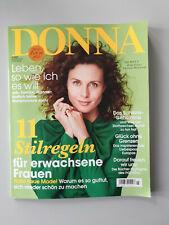 ??DONNA Frauenzeitschrift ab 40 Jahre; sehr beliebt; Ausgabe  3/2021??