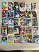 Robin Yount 30 Card Mixed Lot - Milwaukee Brewers   HOF