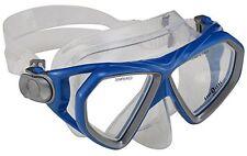 Aqua Lung PRO Series Cardiff LX Mask, Blue Snorkeling Mask