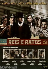 DVD Reis e Ratos [ Kings and Rats ] [ Subtitles in English + Portuguese ]