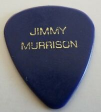 Nazareth Jimmy Murrison Vintage Purple Tour Concert Issued Guitar Pick