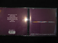 RARE CD JOHN CALE /EVEN COWGIRLS GET THE BLUES /